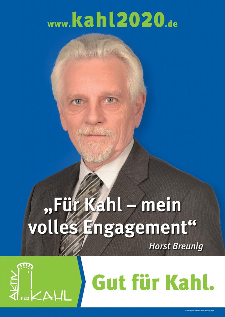 Horst Breunig