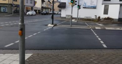 Unfälle an der Kreuzung häufen sich