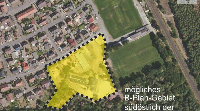 Bebauungsplan südöstlich der Richard-Wagner-Straße